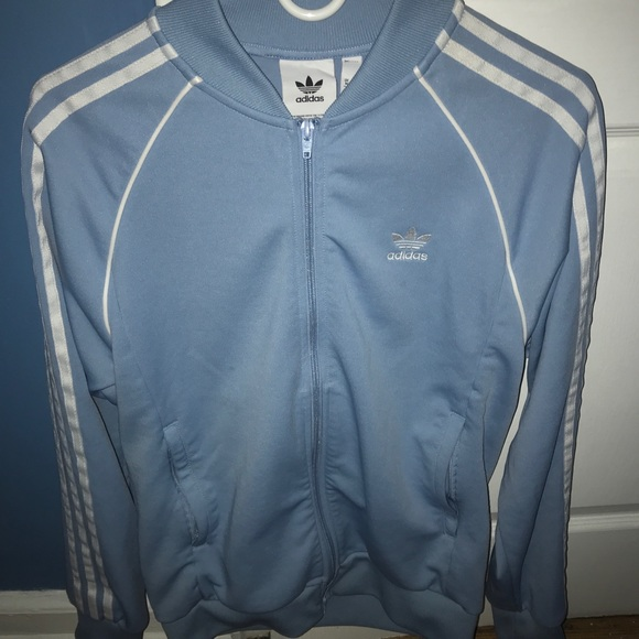 offer discounts uk availability various colors Baby blue Adidas sweat suit